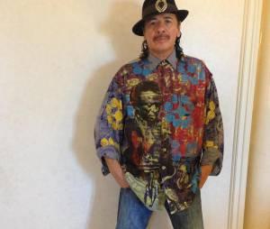 """Santana também estará na apresentação de""""Dar Um Jeito (We Will Find A Way)"""""""