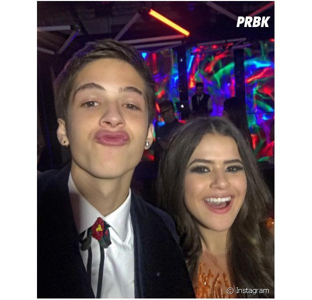 Maisa Silva posta foto ao lado de João Guilherme e fãs surtam!