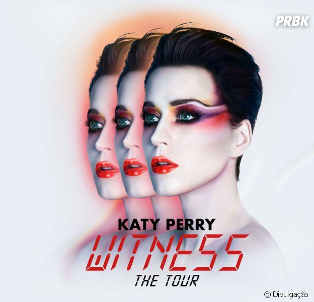 """Katy Perry virá ao Brasil com a turnê de """"Witness"""""""