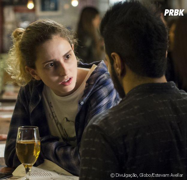 """Novela """"A Força do Querer"""": cena de Ivana (Carol Duarte) e Tarso Brant emociona web"""