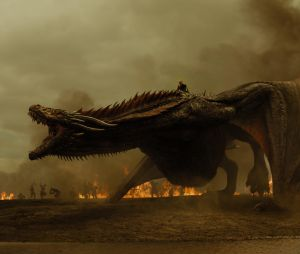 """Em """"Game of Thrones"""", Daenerys (Emilia Clarke) teve sua primeira batalha contra os Lannisters!"""