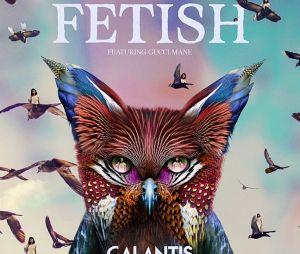 """A versão remix de """"Fetish"""" da cantora Selena Gomez foi feita pela dupla Galantis"""