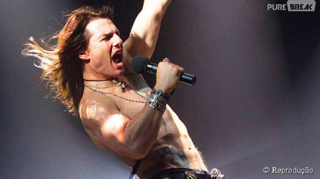 "Tom Cruise estrela ""Rock of Ages"""