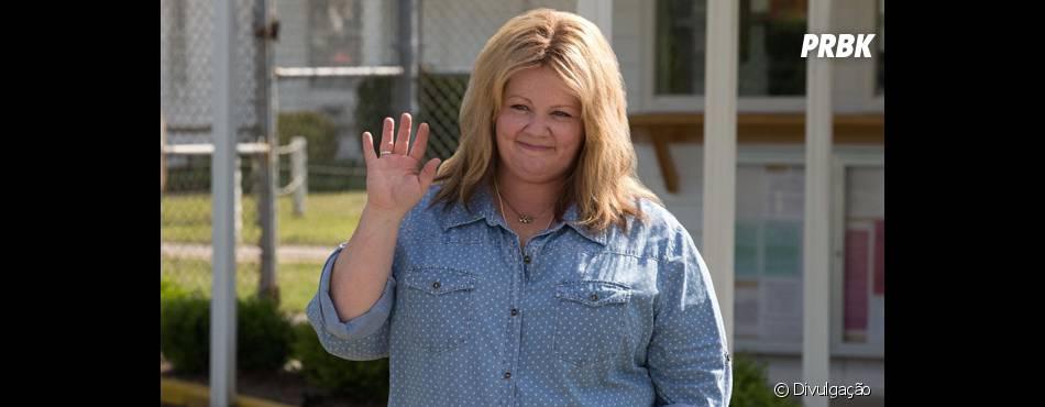 """Melissa McCarthy é a protagonista da comédia """"Tammy"""""""