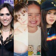 Tatá Werneck, Maisa Silva e mais que zoaram na TV quando crianças!