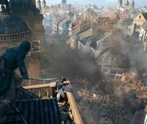 """Nova screenshot de """"Assassin's Creed Unity"""""""
