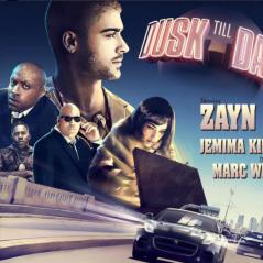 "Zayn Malik aparece em teaser eletrizante de ""Dusk Till Dawn"", parceria com Sia"