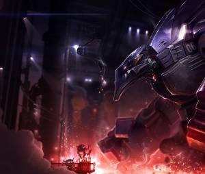 """O tank Maphite, de """"League Of Legends"""", vai ganhar uma skin de tema mecha"""