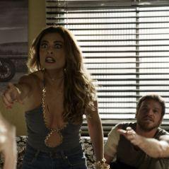 """Novela """"A Força do Querer"""": Bibi (Juliana Paes) flagra Carine e Rubinho em casa e surta!"""