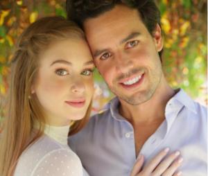 Marina Ruy Barbosa e Xandinho Negrão se casam no civil!