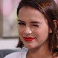 Bruna Marquezine revela 50 fatos sobre sua vida durante participação no canal de Fernanda Souza!
