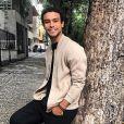 Sérgio Malheiros está na lista de indicados do Prêmio Jovem Brasileiro