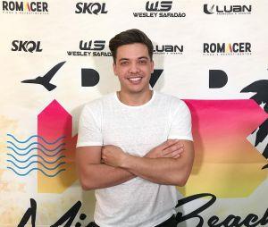 Wesley Safadão foi indicado ao Prêmio Jovem Brasileiro
