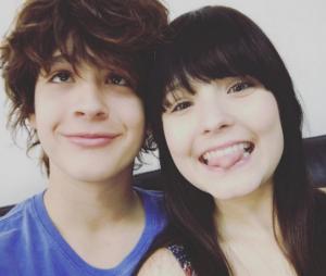 João Guilherme Ávila e Larissa Manoela terminaram o namoro em 2016 e irão trabalhar juntos na próxima novela do SBT!