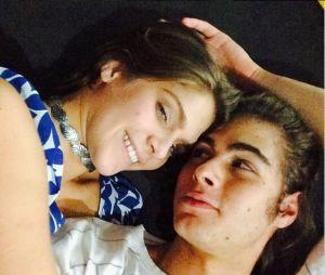 """Isabella Santoni e Rafael Vitti namoraram época de """"Malhação"""". No entanto, ao contrário dos seus personagens que terminaram juntos, os dois já estavam separados"""