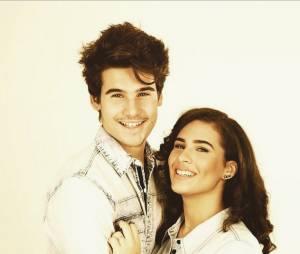"""Lívian Aragão e Nicolas Prattes terminaram o namoro quando estavam atuando juntos em """"Malhação"""""""