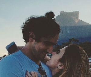 """Tatá Werneck e Renato Goés namoraram por quase 1 ano e irão trabalhar juntos na próxima novela da Globo, """"Deus Salve o Rei"""""""