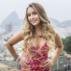 """Carla Diaz, a Carine de """"A Força do Querer"""", posa para Playboy e define homem ideal"""