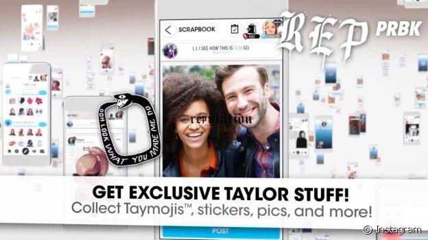 """Taylor Swift aposta em aplicativo """"The Swift Life"""" como rede social"""