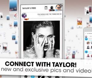 Aplicativo inédito da Taylor Swift estará disponível no fim do ano