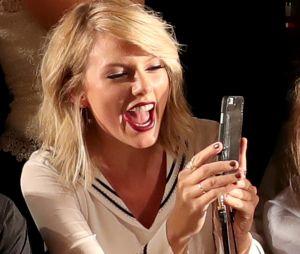 Taylor Swift lança novo aplicativo para celular!