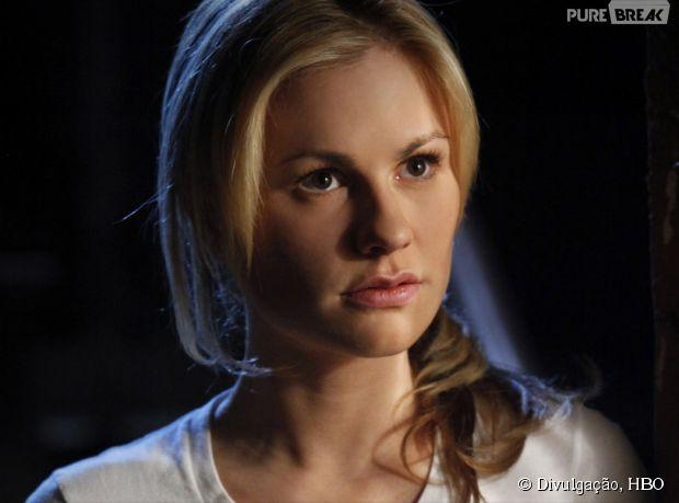 """Anna Paquin, a aniversariante do dia, é a protagonista Sookie de """"True Blood"""""""