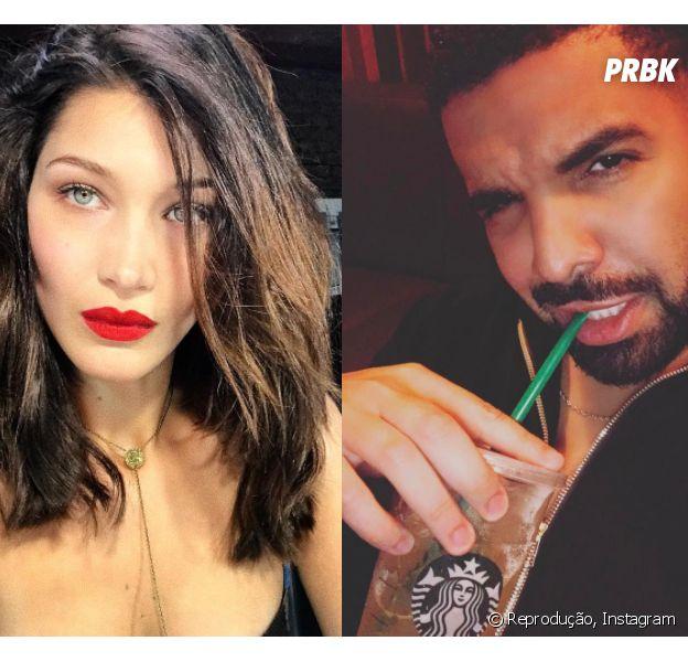 Bella Hadid e Drak estão namorando, segundo revista