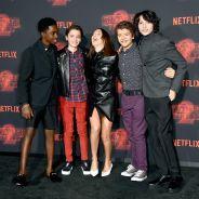 """De """"Stranger Things"""", na 2ª temporada: veja como o elenco mudou desde o início"""