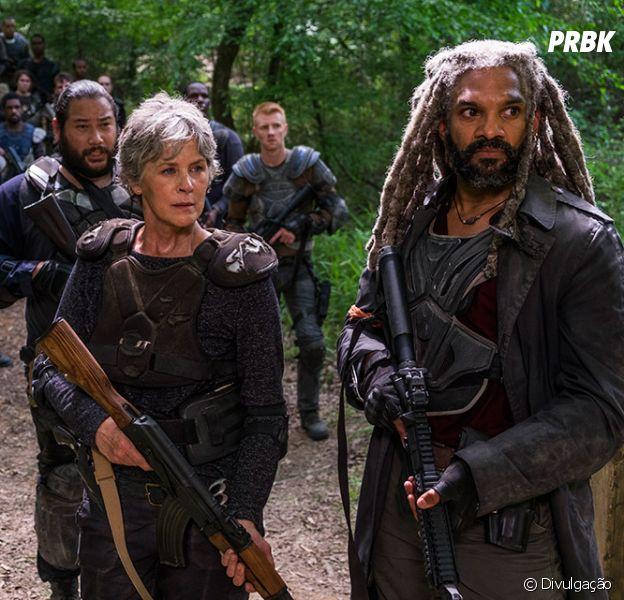 """Em """"The Walking Dead"""", retorno de personagem surpreende todo mundo!"""