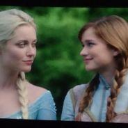 """Na 4ª temporada de """"Once Upon a Time"""": Anna e Elsa juntas em foto da Comic-Con!"""
