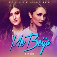 """Dulce Maria e Sofia Oliveira gravam clipe para música """"Me Beija"""" e sensualizam!"""