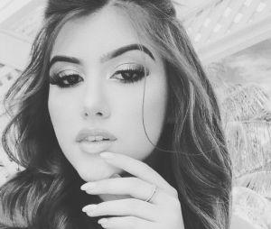 Sofia Olveira posta stories divulgando clipe com Dulce Maria