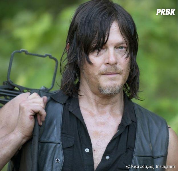 """Em """"The Walking Dead"""", Daryl (Norman Reedus) mata vilão e choca!"""