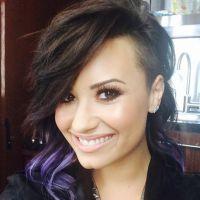 Demi Lovato corta o cabelo e muda mais uma vez o visual! Confira as fotos!