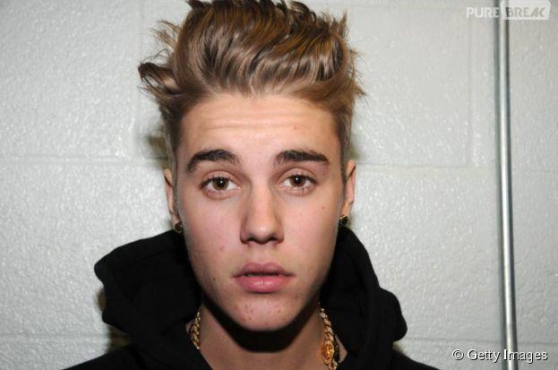 Justin Bieber é o rei das polêmicas atualmente