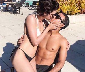 Sophia Abrahão e Sérgio Malheiros fazem 3 anos juntos