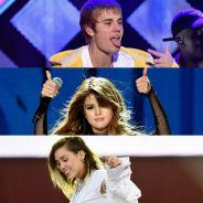Justin Bieber, Selena Gomez, Miley Cyrus e mais: 12 músicas que combinam com a galera de Sagitário!