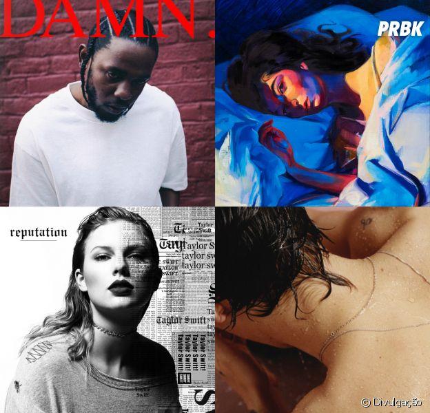 Com Harry Styles e mais, Rolling Stone escolhe os 50 melhores discos do ano!