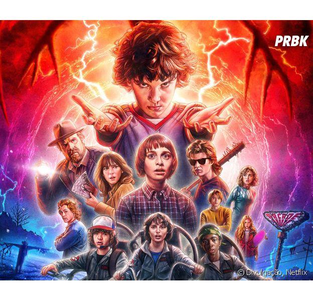 """De """"Stranger Things"""": série é renovada para terceira temporada!"""