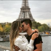 """Arthur Aguiar e Mayra Cardi vão se casar em março: """"Depois do Carnaval"""""""