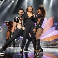 Preta Gil bomba noite no Rio e reúne famosos como: Ivete Sangalo, Anitta e Thiaguinho