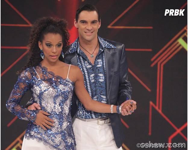 """Giba surpreendeu com seu gingado na """"Dança dos Famosos 2014"""""""