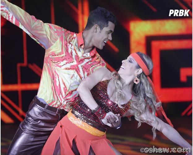 """Na """"Dança dos Famosos 2014"""", Marcello Melo Jr. teve a apresentação mais elogiada da noite"""