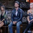 """Monick perdeu para Marcos e Flávia na última roça de """"A Fazenda"""""""