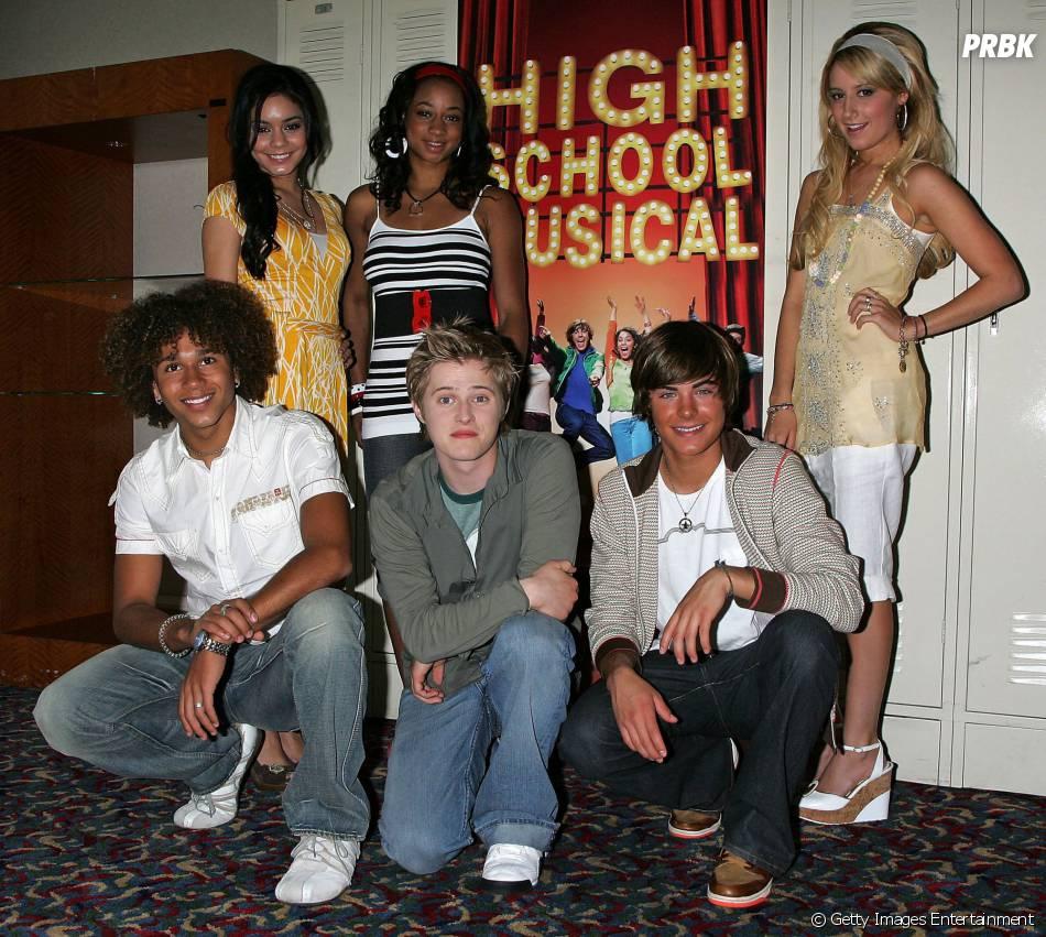 "Depois de cinco anos, os atores de ""High School Musical"" se reunem para campanha beneficente"