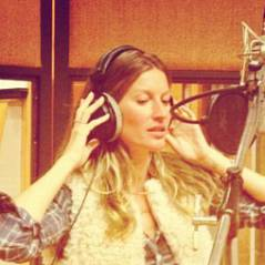 Gisele Bündchen cantora? Top model lança música para download no iTunes