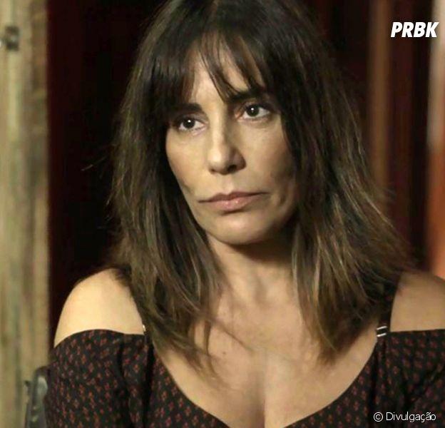 """Em """"O Outro Lado do Paraíso"""": Duda (Gloria Pires) será inocentada do assassinato de Laerte (Raphael Vianna)"""