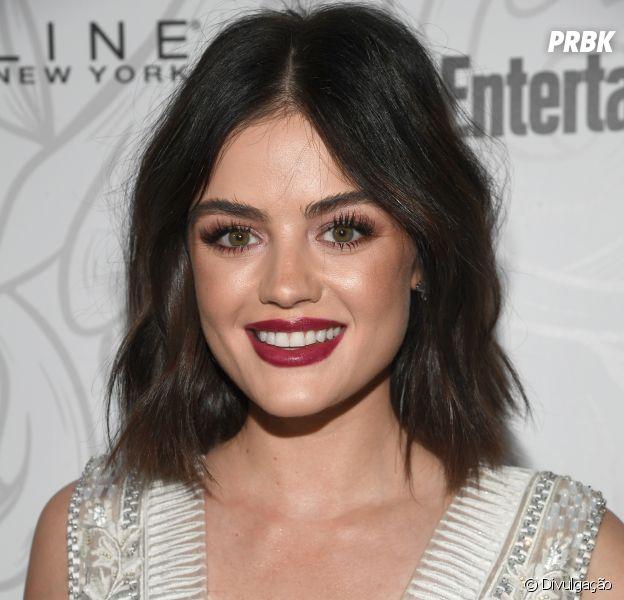 """De """"Pretty Little Liars"""": Lucy Hale diz que não irá fazer parte do elenco de """"The Perfectionists"""""""