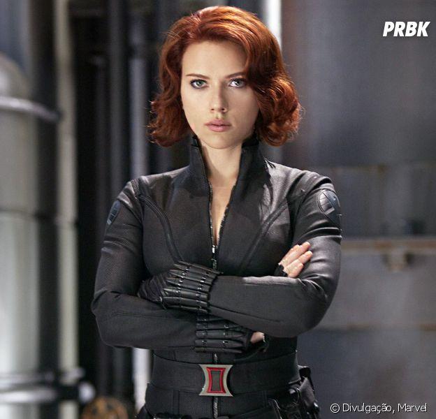 Scarlett Johansson se encontrará com roteirista em breve para discutir filme solo de Viúva Negra