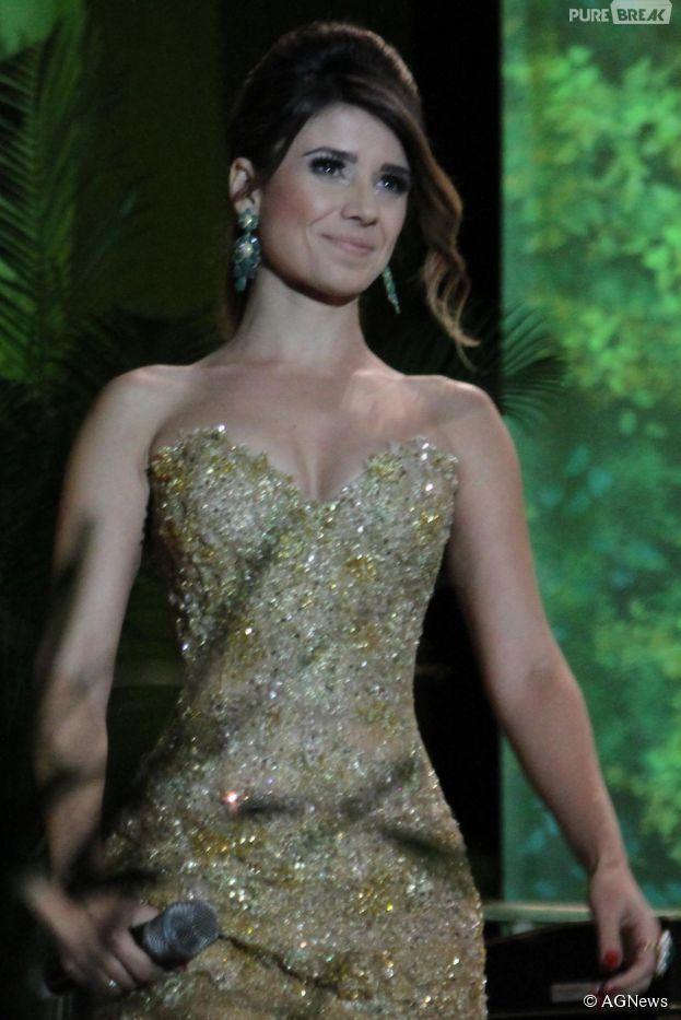 """Paula Fernandes comenta indicações ao """"Prêmio Multishow"""""""
